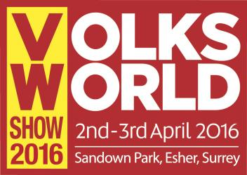 CamperVanTastic Proud Sponsors of the Volksworld Show 2016